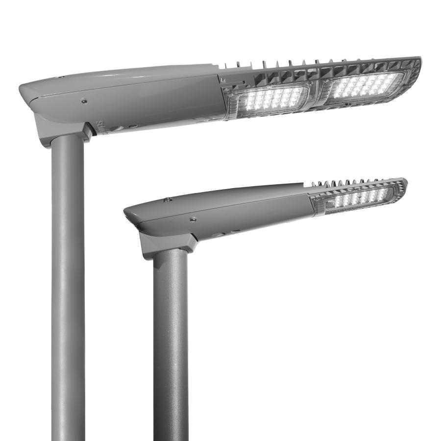 With its various light distributions, Axia 2 offers an efficient outdoor LED lighting solution for numerous applications.