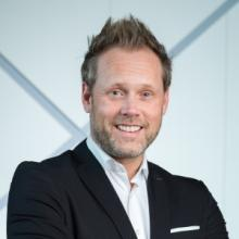 Wouter Peters - Business Development Manager Private & Industry