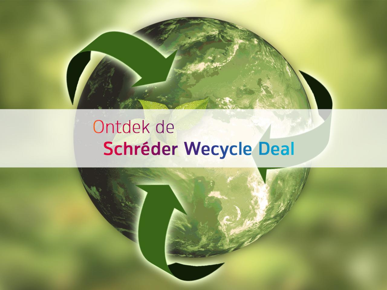 Schréder Wecycle Deal